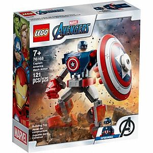 Captain America Mech Armor Marvel