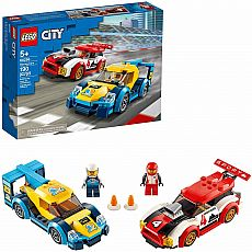 Racing Cars Turbo Wheels City