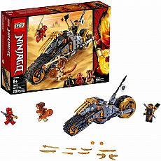 Cole's Dirt Bike NInjago