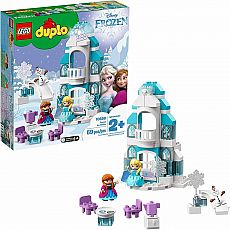 Princess Frozen Ice Castle Duplo