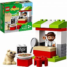 Pizza Stand Lego Duplo