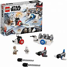 Action Battle Hoth Generator Attack Star Wars