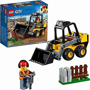 Construction Loader City