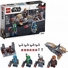 Mandalorian Battle Pack Lego Star Wars