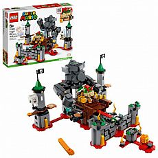 Bowser's Castle Boss Battle Expansion Set Super Mario