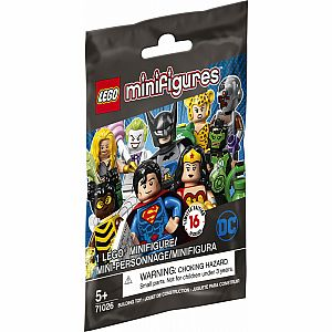 LEGO Minifigures DC Super Heroes (Mystery Pack)