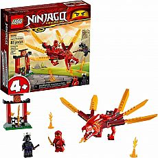 Kai's Fire Dragon Ninjago