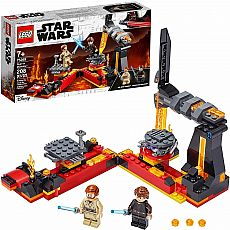 Duel on Mustafar Lego Star Wars