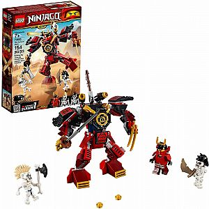The Samurai Mech Ninjago
