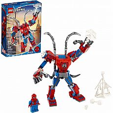 Spider Mech Super Heroes LEGO