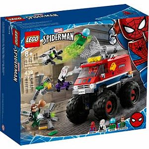 Spider-Man's Monster Truck vs. Mysterio