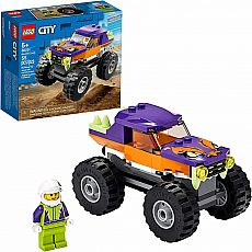 Monster Truck City Great Vehicles