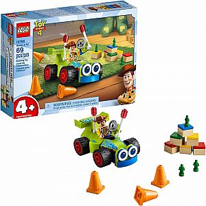 Woody & RC Lego Toy Story 4