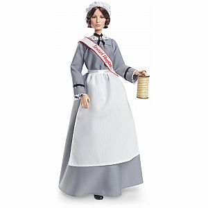 Florence Nightingale Barbie Inspiring Women