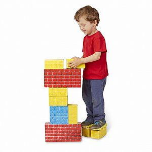 Jumbo Cardboard Blocks 24pc