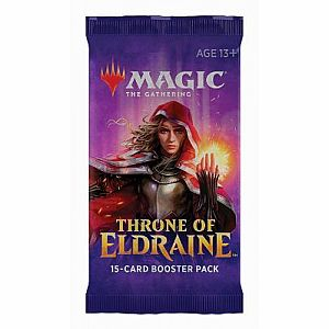 Throne of Eldraine Draft Booster Magic the Gathering