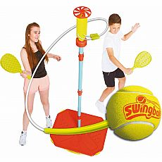 Championship Swingball Red/Yellow