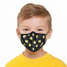 Rubber Duckies Kid's Face Mask