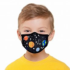 Planets Kid's Face Mask