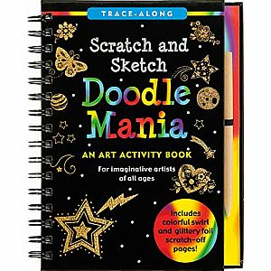 Scratch and Sketch Doodle Mania