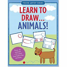 Learn How to Draw Animals Book