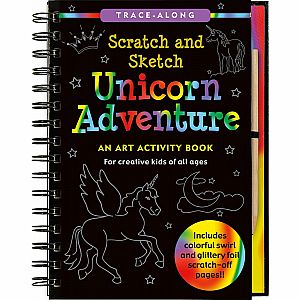 Scratch & Sketch: Unicorn Adventure