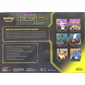 Tag Team Powers Collection Pokemon