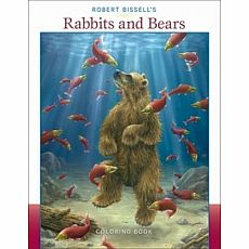 Bissell's Rabbits and Bears Coloring