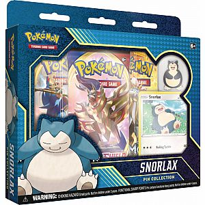 Snorlax Pin Collection Pokemon