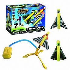 Stunt Planes Stomp Rocket