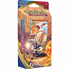 Cinderace Sword & Shield Theme Deck Pokemon