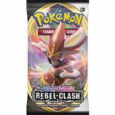 Pokemon Rebel Clash Booster Pack