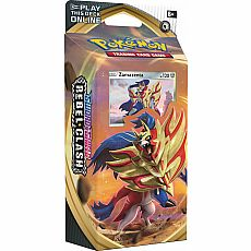 Zamazenta Rebel Clash Theme Deck Pokemon