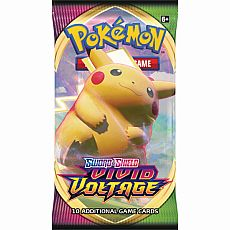 Vivid Voltage Booster Pack Pokemon