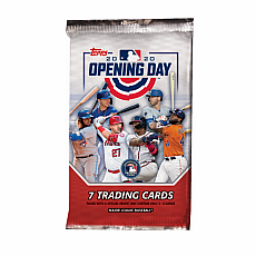 2020 Topps Opening Day Baseball Trading Cards