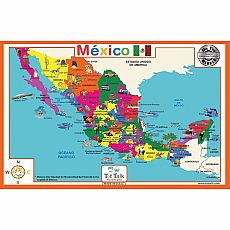 Mexico Activity Placemat