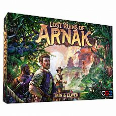 Lost Ruins of Arnak Game