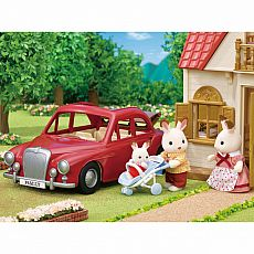 Family Cruising Car Calico Critters