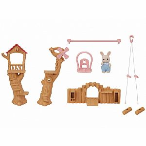 Baby Ropeway Park Calico Critters