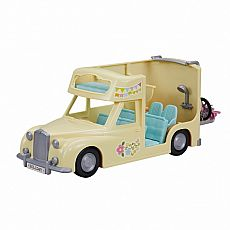 Family Campervan Calico Critters