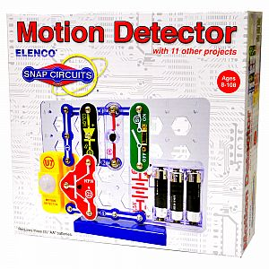 Motion Detector Snap Circuits