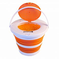 Gel Blaster Orange Collapsible Ammo Tub