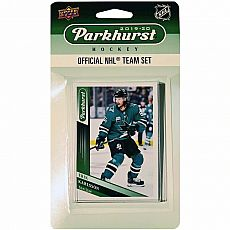 19/20 SJ Sharks Team Set Hockey Trading Cards