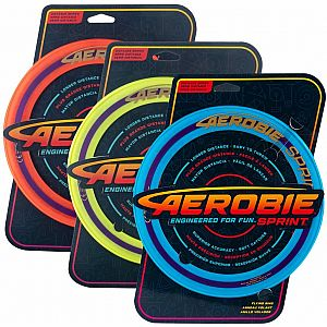 "Sprint Flying Ring 10"" Aerobie Frisbee"