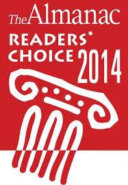 Almanac Readers Choice 2014