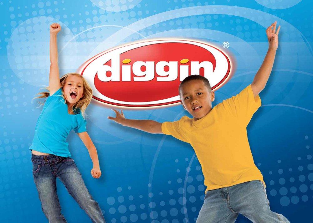 Diggin Banner
