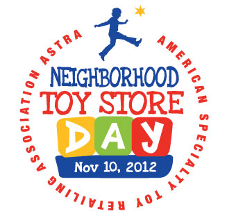 Neighborhood Toy Store Day